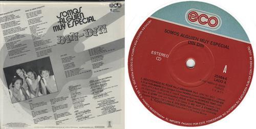 Thalia Somos Alguien Muy Especial vinyl LP album (LP record) Mexican T-ILPSO387069