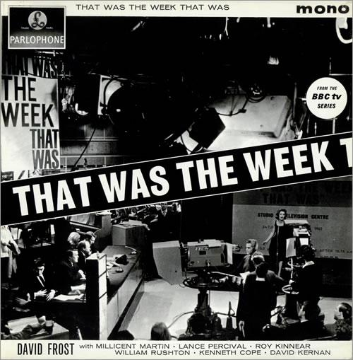 That Was The Week That Was That Was The Week That Was - Factory Sample vinyl LP album (LP record) UK WEWLPTH473964