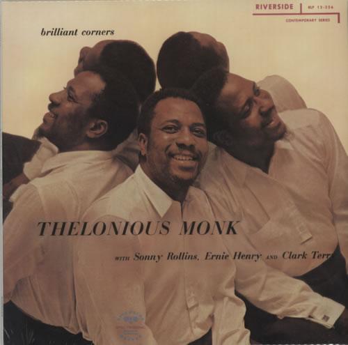 Thelonious Monk Brilliant Corners vinyl LP album (LP record) UK TM4LPBR601123