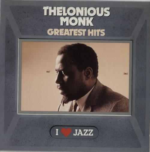 Thelonious Monk Greatest Hits vinyl LP album (LP record) Dutch TM4LPGR598501