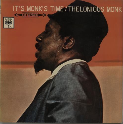 Thelonious Monk It's Monk's Time - EX vinyl LP album (LP record) UK TM4LPIT660472