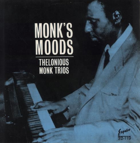 Thelonious Monk Monk's Moods vinyl LP album (LP record) UK TM4LPMO528059