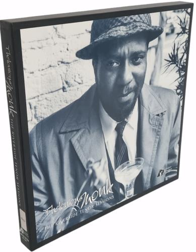 Thelonious Monk The Riverside Tenor Sessions - Numbered box set US TM4BXTH773398