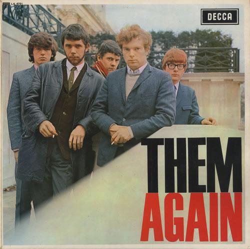 Them Them Again - 70s Red Boxed vinyl LP album (LP record) UK T-MLPTH210220