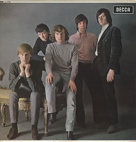 Them Them vinyl LP album (LP record) UK T-MLPTH210972