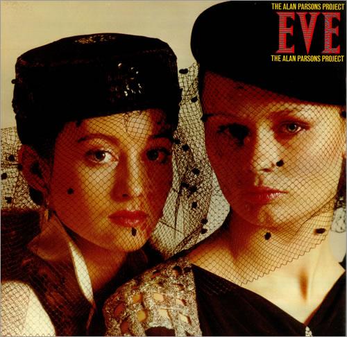 The Alan Parsons Project Eve vinyl LP album (LP record) UK TPPLPEV454520