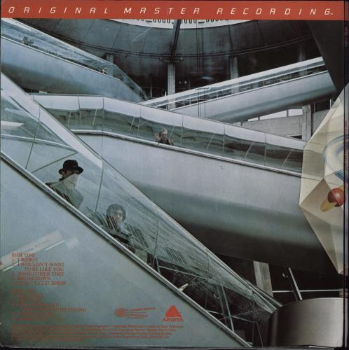 The Alan Parsons Project I Robot vinyl LP album (LP record) US TPPLPIR404125