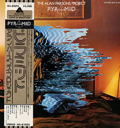 Alan parsons project pyramid album