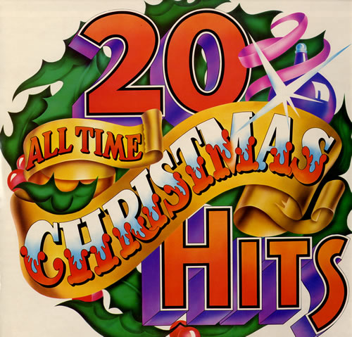 The Alan Peters Orchestra And Chorus 20 All Time Christmas Hits vinyl LP album (LP record) UK VJZLPAL559661