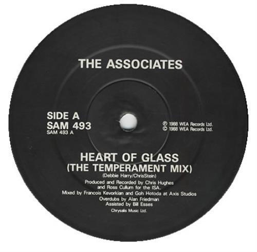 f54c5c4323e7 The Associates Heart Of Glass 12