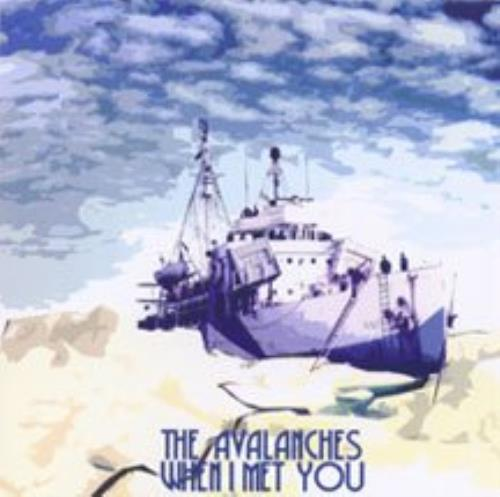 The Avalanches When I Met You CD album (CDLP) Australian AVLCDWH298492