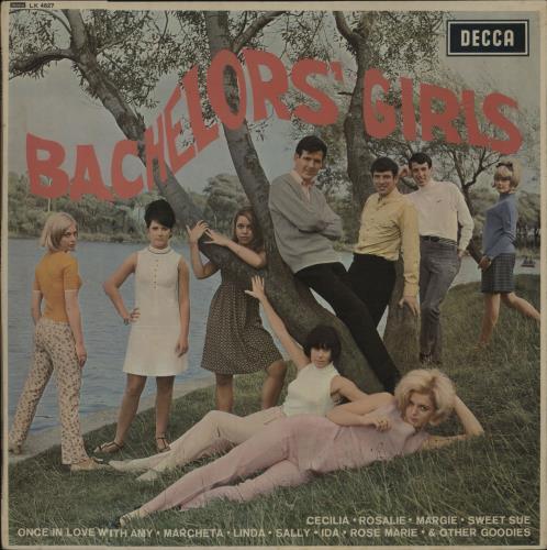 The Bachelors Bachelors' Girls - Ex vinyl LP album (LP record) UK BHLLPBA677884