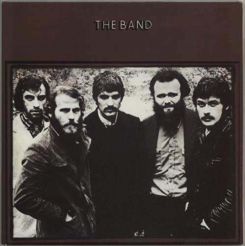 The Band The Band - 180gm vinyl LP album (LP record) UK T-BLPTH764613
