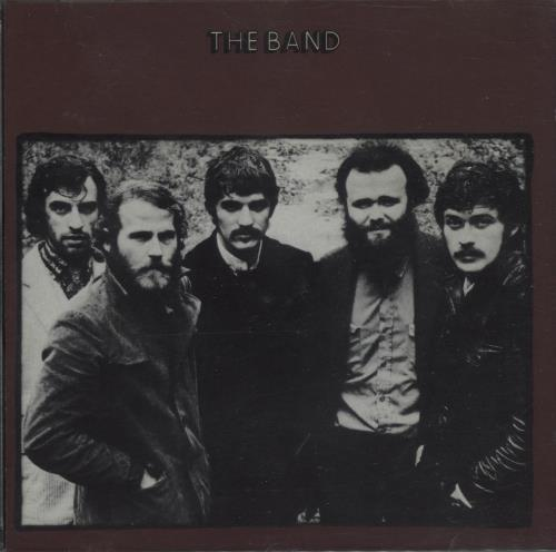 The Band The Band CD album (CDLP) UK T-BCDTH665787