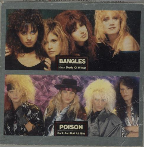 "The Bangles Hazy Shade Of Winter - Snapped 3"" CD single (CD3) Japanese BGLC3HA659544"
