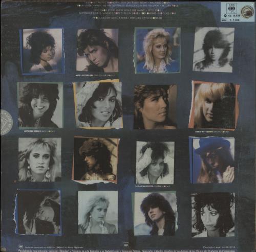 The Bangles Luz Diferente [Different Light] vinyl LP album (LP record) Venezuelan BGLLPLU676567