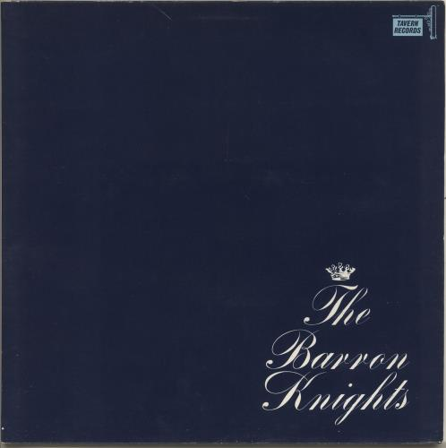 The Barron Knights The Barron Knights - Autographed vinyl LP album (LP record) UK KN8LPTH718743