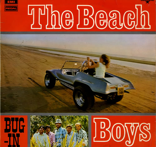 The Beach Boys Bug-In - EX vinyl LP album (LP record) UK BBOLPBU561150