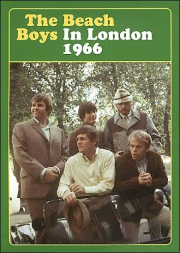 The Beach Boys The Beach Boys In London 1966 DVD UK BBODDTH366245