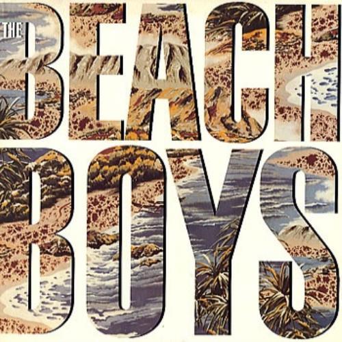 The Beach Boys The Beach Boys vinyl LP album (LP record) UK BBOLPTH142629