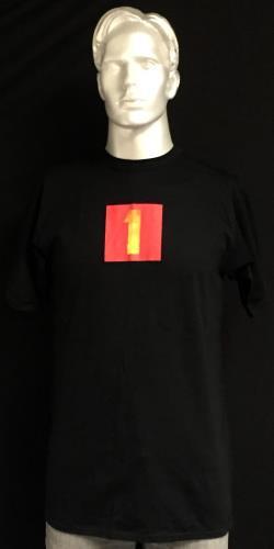 The Beatles 1 - black large t-shirt UK BTLTSBL177875