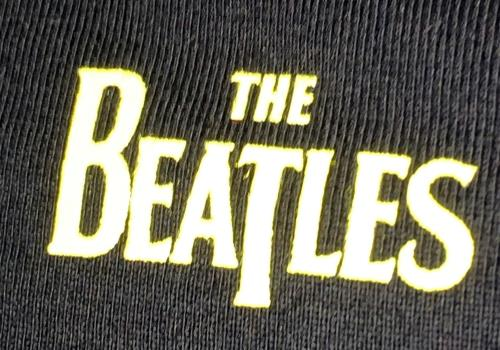 The Beatles 1 - black large t-shirt UK BTLTSBL177875