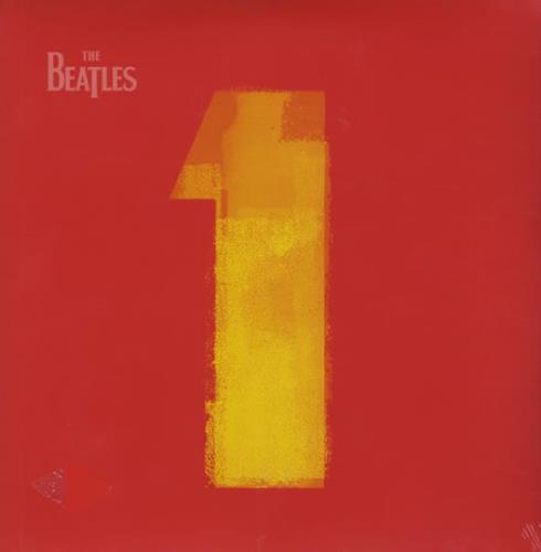 The Beatles 1 - One 2-LP vinyl record set (Double Album) UK BTL2LON375647