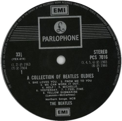 The Beatles A Collection Of Beatles Oldies - 2 Box - EX vinyl LP album (LP record) UK BTLLPAC63402