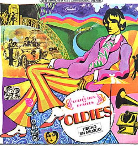 The Beatles A Collection Of Beatles Oldies But Goodies