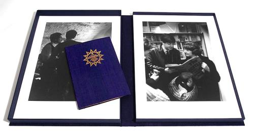 The Beatles A Day In The Life - Deluxe Portfolio book UK BTLBKAD424425
