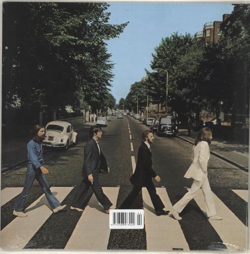 The Beatles Abbey Road - 2016 Issue - Sealed vinyl LP album (LP record) UK BTLLPAB717160