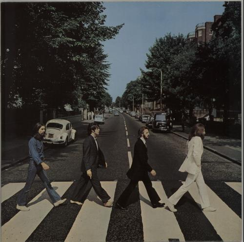 The Beatles Abbey Road - Red Vinyl vinyl LP album (LP record) UK BTLLPAB242324