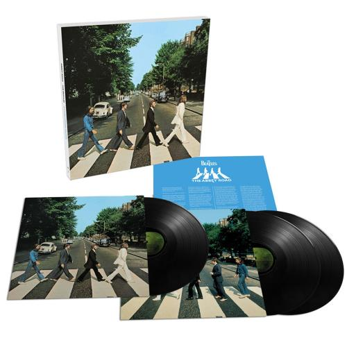 The Beatles Abbey Road: 50th Anniversary Boxset - Sealed Vinyl Box Set UK BTLVXAB730589
