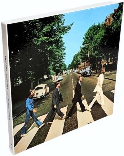 The Beatles Abbey Road: 50th Anniversary Boxset Vinyl Box Set UK BTLVXAB768982
