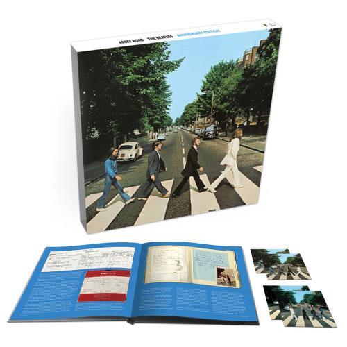The Beatles Abbey Road: Super Deluxe Edition - Sealed CD Album Box Set UK BTLDXAB731398