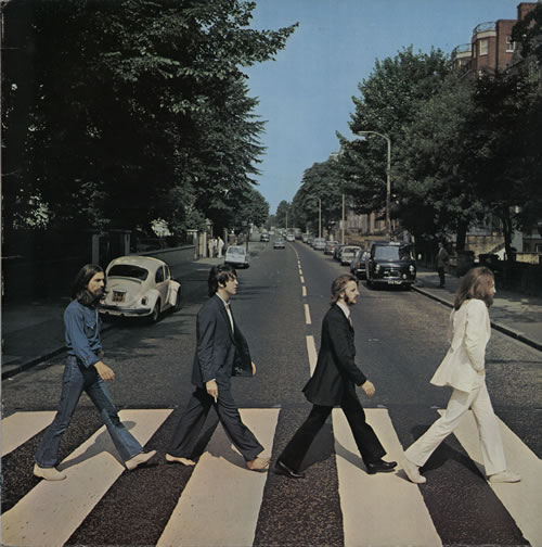 The Beatles Abbey Road vinyl LP album (LP record) Canadian BTLLPAB578691