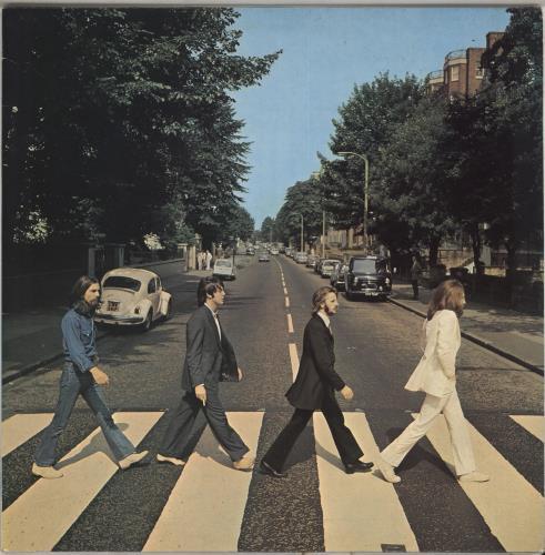 The Beatles Abbey Road vinyl LP album (LP record) Dutch BTLLPAB709541