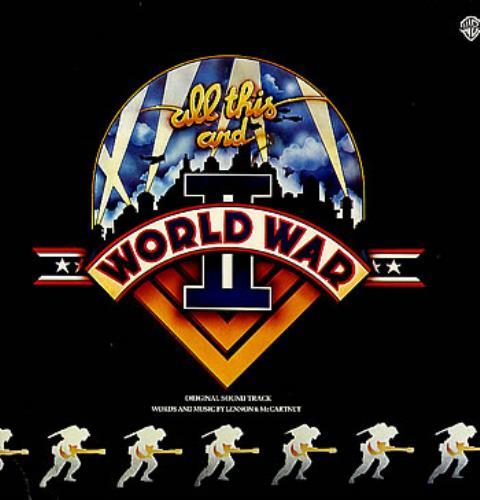 The Beatles All This And World War II + Poster 2-LP vinyl record set (Double Album) UK BTL2LAL106308
