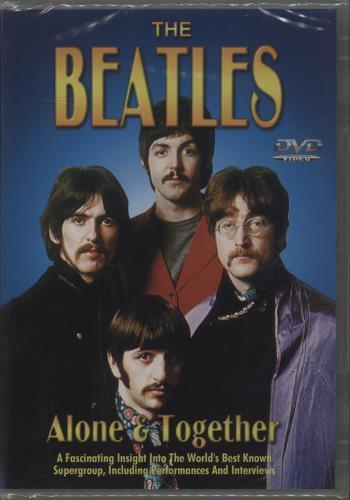 The Beatles Alone & Together DVD UK BTLDDAL405348