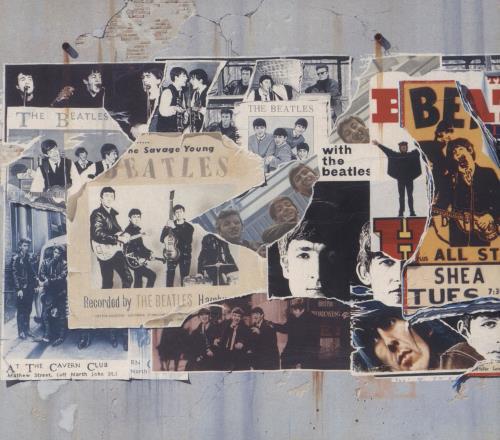 The Beatles Anthology Complete Uk 6 Cd Album Set 140294