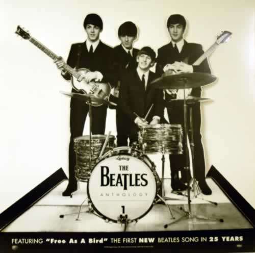 The Beatles Anthology 1 - Counter Unit Display US Promo