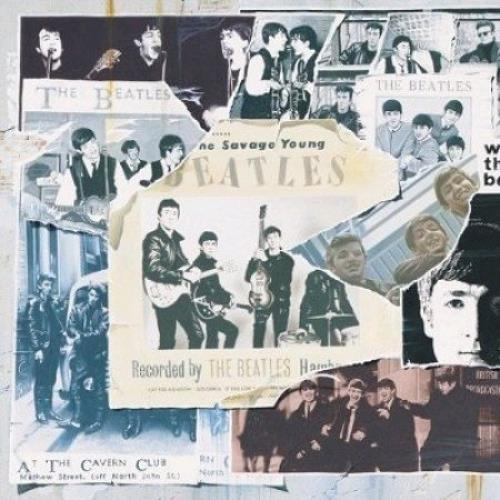 The Beatles Anthology 1 3-LP vinyl record set (Triple Album) UK BTL3LAN184430