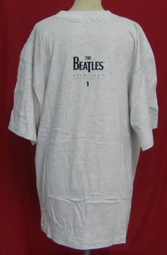 The Beatles Anthology 1 t-shirt UK BTLTSAN60830