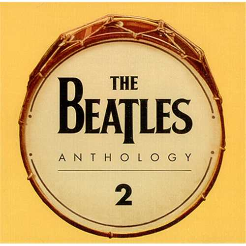 The Beatles Anthology 2 Us Promo Cd Album Cdlp 63855