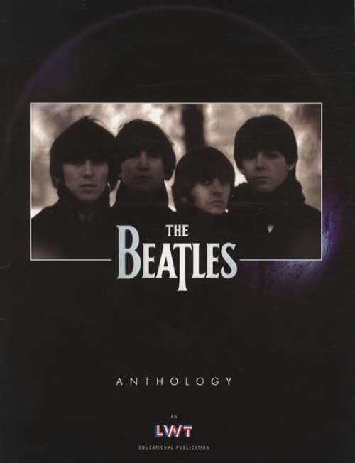 The Beatles Anthology book UK BTLBKAN344772