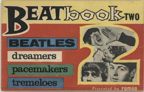 The Beatles Beatbook Two UK memorabilia (694777) BEATBOOK