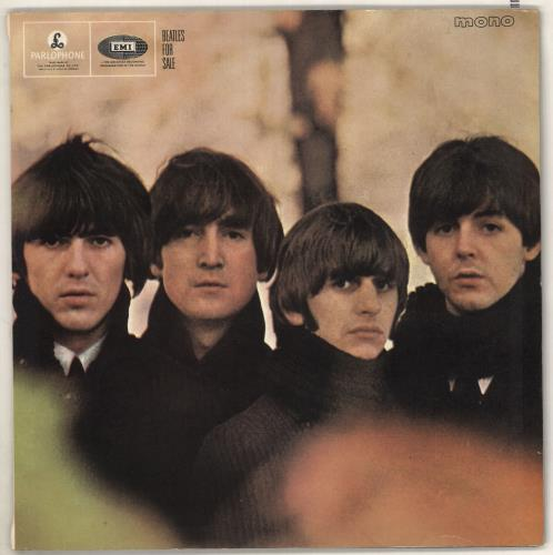 The Beatles Beatles For Sale - 1st [-3N/-4N] vinyl LP album (LP record) UK BTLLPBE51154