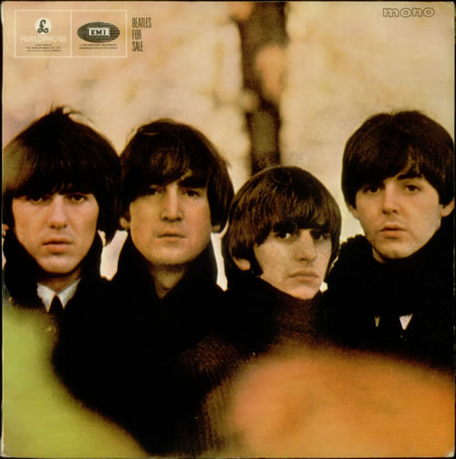 The Beatles Beatles For Sale - 1st - EX vinyl LP album (LP record) UK BTLLPBE248192