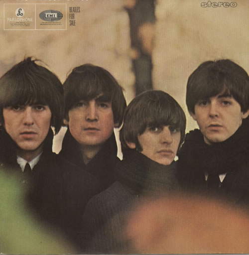 The Beatles Beatles For Sale - All Rights - EX vinyl LP album (LP record) UK BTLLPBE519240