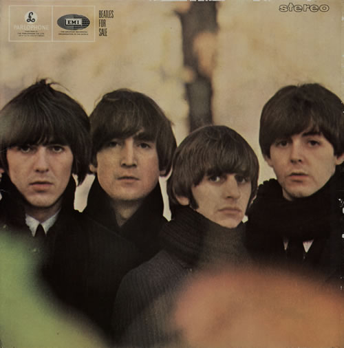 The Beatles Beatles For Sale - EMI - Lam - EX vinyl LP album (LP record) UK BTLLPBE573330